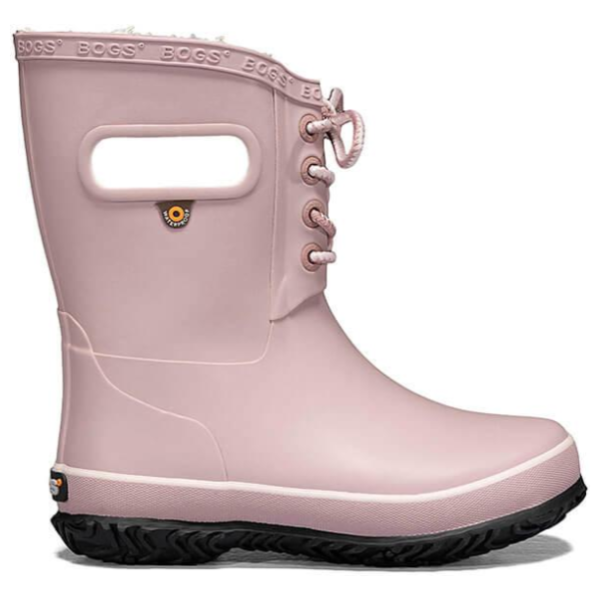 bogs girls amanda insulated boots lilac