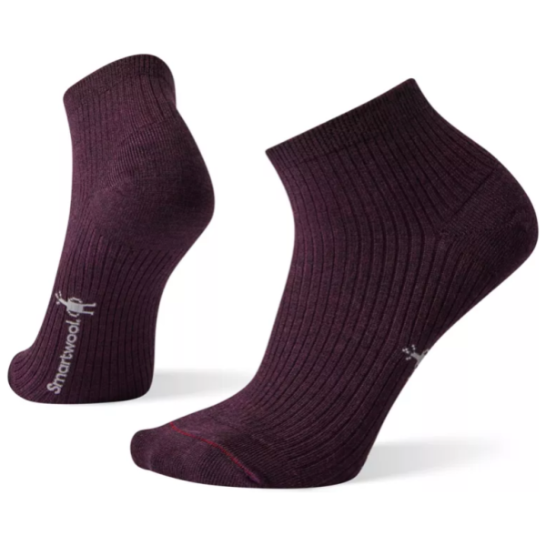 smartwool womens texture mini boot sock